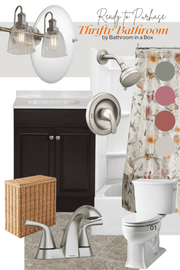 Aristocrat bathroom remodel ideas and interior bathroom designs and products ideas in Nashville TN with edesign plans