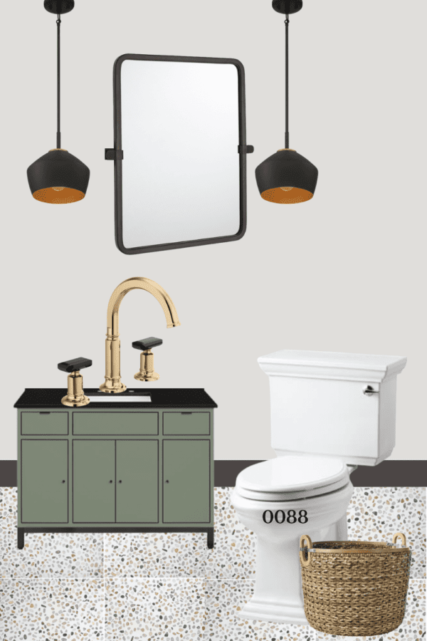 Tierry bathroom remodel ideas and interior bathroom designs and products ideas in Nashville TN with edesign plans