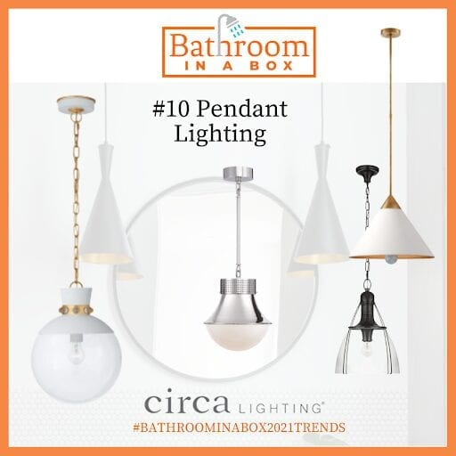 The-2021-Bathroom-Trends-You-Didnt-Know-You-Needed_Bathroom-in-a-Box_Nashville-TN_Sconce-and-Pendant-Lighting