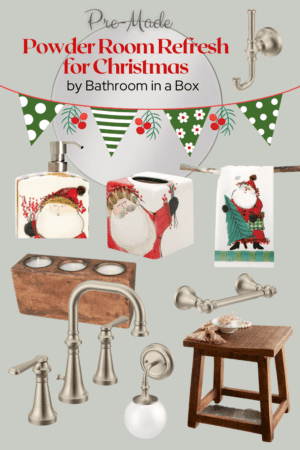 christmas powder room refresh 10 bathroom remodel ideas and design products in nashville tn